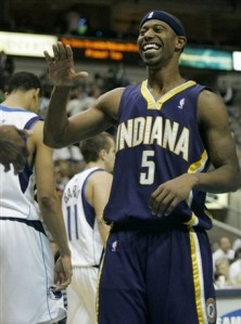 Pacers - TJ Ford