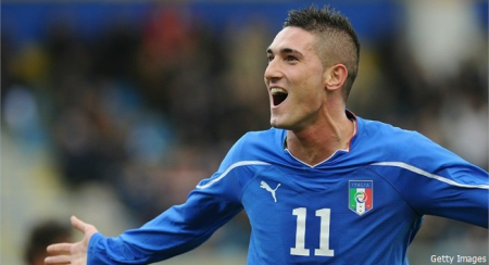 Federico Macheda (Getty Images)